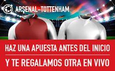 el forero jrvm y todos los bonos de deportes: sportium promocion Arsenal vs Tottenham 18 noviemb...