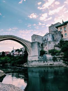 Mostar, Bosnien. Mostar Bosnia, Tower Bridge, Instagram Accounts, Photo And Video, Videos, Travel, Bosnia, Viajes, Trips