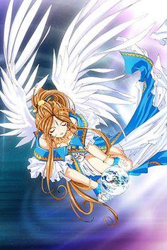 Ah My Goddess 6 Android Wallpaper HD