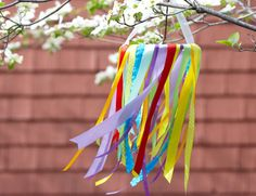 Rainbow Mobile Activity..for spring