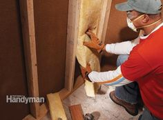 10 Tips for Insulating Walls ~ Get the most energy efficiency from your insulation by filling all gaps, avoiding compression, sealing holes in framing and other expert tips.