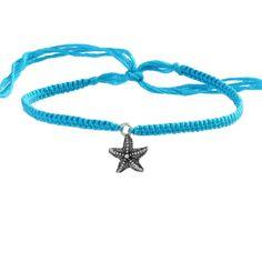 Starfish Bracelet     #etsy #jewelry #turquoise #beach #summer #bracelets #ocean