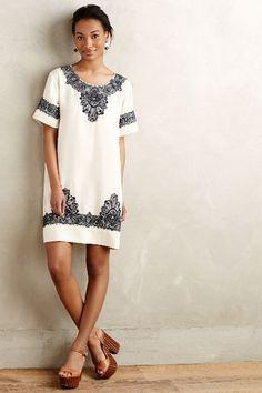 loka tunic dress / anthropologie