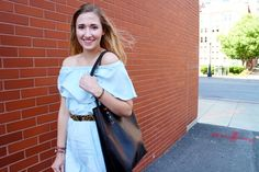 Vera Bradley Gallatin Canyon Tote - Why it's my new favorite bag (just like the Madewell Tote)