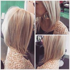 Hair short at back                                                                                                                                                      More