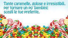 IL MAGICO MONDO DELLE CARAMELLE -TANTE RICETTE CON IL BIMBY