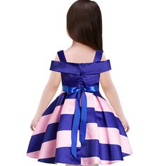 May 2020 - Girls Dress Princess Christmas Costume Snow Party Dresses Children Kids Clothing Infantil Girl's Flower Stripe Vestidos Clothes – nooncart African Dresses For Kids, African Wear Dresses, Latest African Fashion Dresses, Dresses Kids Girl, Kids Outfits, Frocks For Girls, Kids Frocks, Schnee Party, Kids Dress Wear