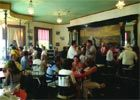 Floridita Bar in Havana, Cuba is one of the many establishments that Papa Hemingway frequented.