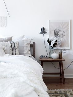 8 Bedrooms That Make IKEA Look CHIC via @MyDomaine