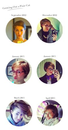Five Tips for Growing out a Pixie. Good for future reference.
