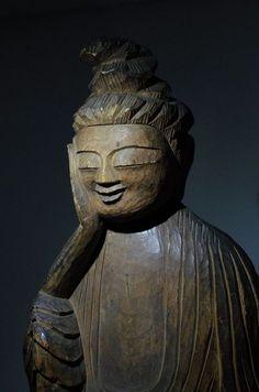 Enku - Shiyui Bosatsu Bodhisattva (1632-1695)