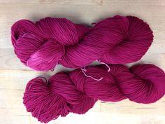 2 ply sock yarn October 2014 Think Pink