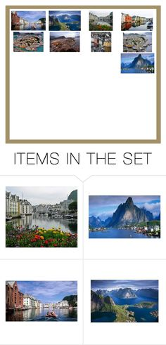 """""""Norway #2"""" by franceseattle ❤ liked on Polyvore featuring art"""