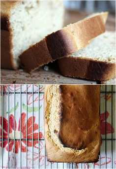 ... Pumpkin bread, Peanut butter bread and Pumpkin chocolate chip bread