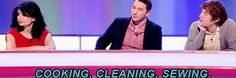 Jon Richardson is an English comedian and he has great message to patriarchy