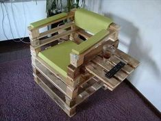 Restful Palette Holzstühle