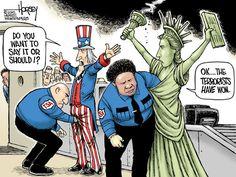Cartoon Politics: Photo
