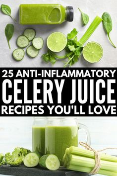 Celery Juice for Beginners: Benefits, Side Effects and Recipes!