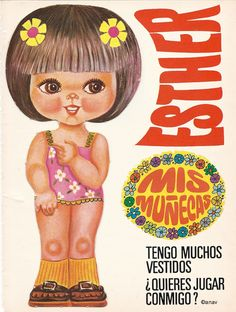 Mis muñecas, cuarta serie (Editorial Bruguera, 1974)