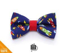fab88ce2e486 Space Cat Bow Tie -