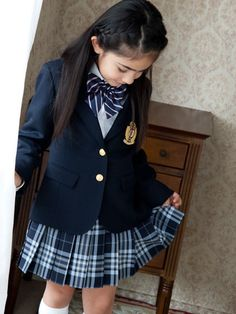Kid school uniform  Conomi Japanese seifuku