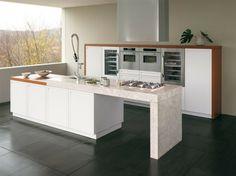 Exklusive Küchen Design - Snaidero Studio zeigt sein Bestes ... | {Exklusive küchen 68}