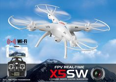 WIFI WIRELESS DRONE  FPV REAL TIME TRANSMISSION