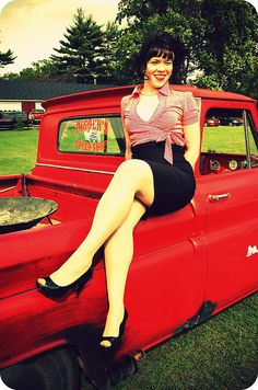 Pin-Up Photography