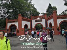 Dujiangyan Irrigation System Tours ChengDu WestChinaGo Travel Service www.WestChinaGo.com Tel:+86-135-4089-3980 info@WestChinaGo.com Chengdu, Irrigation, Tours, Street View, Travel, Viajes, Traveling, Tourism, Outdoor Travel