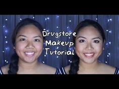 Drugstore Makeup Tutorial!