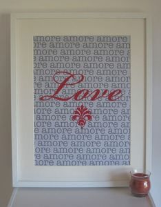 Image of Love Amore