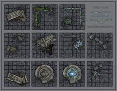 RPG Map Tiles 05 by Neyjour on DeviantArt