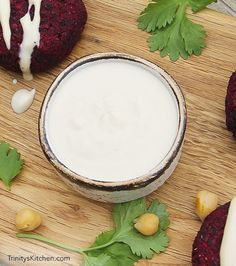 Tahini is a beautiful creamy paste made from sesame seeds. It's a fantastic way to enjoy seeds and works a real treat for salad dressings and sauces. In this recipe I've created a tahini sauce espe…
