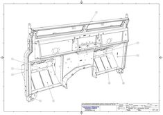 How long do you think it took us to reverse engineer and produce all the CAD drawings? Defender 90, Land Rover Defender Parts, Land Rover Series 3, Land Rover Off Road, Off Road Trailer, Van Camping, Cad Drawing, A Team, Engineer