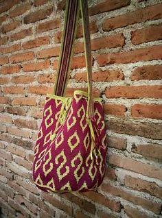 Image result for ikat crochet