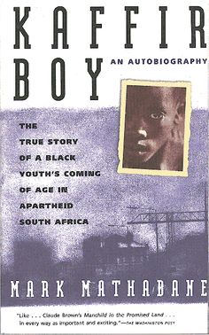 Injustice. Mans cruelty to man. What you've never really known about Apartheid, but need to.