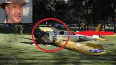 Harrison Ford was Seriously Injured in Plane Crash