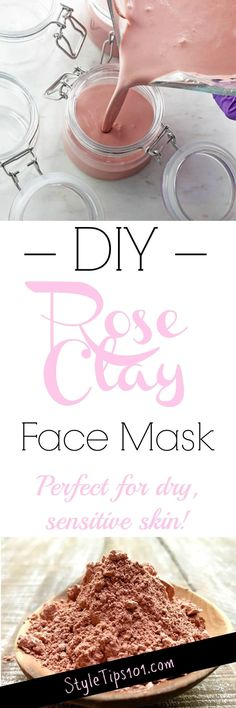 Rose Clay Benefits
