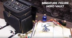 "New YouTube video from Accessory Power shared on Techthusiast.net   ""ENHANCE l RPG Adventurer's Bag – Product Features"" Tabletop Rpg, Adventurer, Posts, Youtube, Bags, Accessories, Handbags, Messages, Dime Bags"