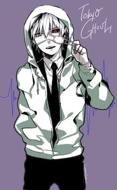 Kaneki Kun Tokyo Ghoul.. That last episode was amazing.