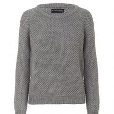 Second female - grey jumper