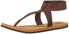 Reef Women's Cushion Moon Flat Sandal ** Click image to review more details. (This is an affiliate link) #shoes