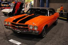 1970 Chevelle SS convertible