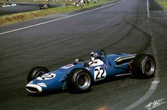 1967 Matra Ford Jean- Pierre Beltoise
