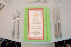 Lovely, bright Lilly Pulitzer themed wedding