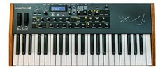 Dave Smith Instruments :: Mopho x4 Polyphonic Analog Synthesizer.