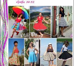 Ebook - Sommerwunderkleid for me Größe 34-52