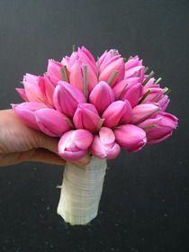 tulipán csokor esküvő - Google keresés