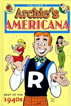 Archie's Americana- best of the 1940s