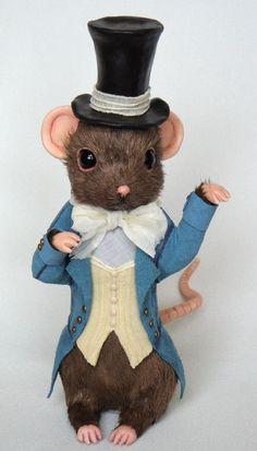 Alice - Original doll by Ana Salvador